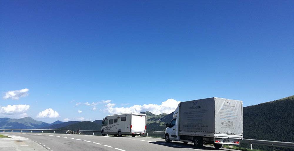 Transport międzynarodowy – zalety